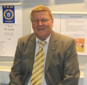 Pekka Lönnberg Puheenjohtaja